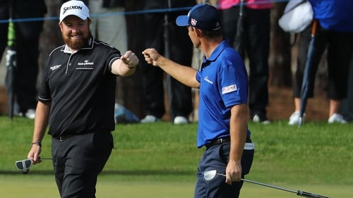 Shane Lowry and Padraig Harrington came up just short in Turkey
