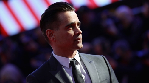 Colin Farrell bags best actor nomination for his performance in The Killing of a Sacred Deer