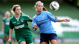Continental Tyres Women's FAI Cup Final