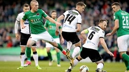 """Sadlier -""""Other clubs were saying 'what's the point?' """" 