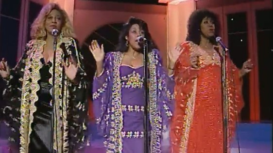 The Supremes on 'Kenny Live' (1992)