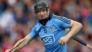 Dotsy O'Callaghan was part of the team that won the Leinster championship in 2013