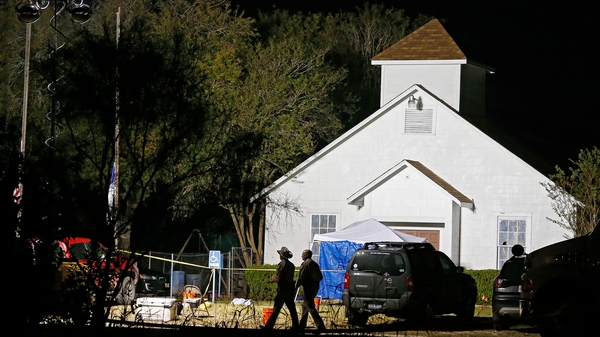 Another day, another shooting spree in the United States