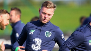 Aiden O'Brien has been kept in the Ireland squad