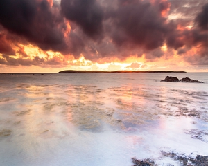 Ann O Connell, Mutton Island, Seafield, Quilty, Co. Clare