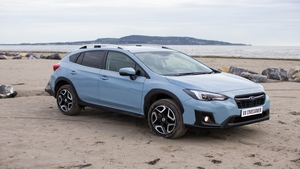 Subaru's new XV Crossover is only available with petrol engines and automatic gearboxes.
