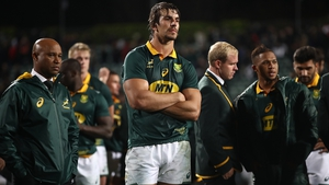 Captain Eben Etzebeth and his South Africa team-mates are without win in four Tests
