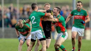 Dr Crokes' Colm Copper in action against Kilmurry-Ibrickane in last year's Munster championship