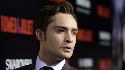 "Ed Westwick took to social media to deny the allegation, writing: ""I do not know this woman. I have never forced myself in any manner, on any woman. I certainly have never committed rape"""