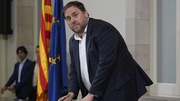 Former Catalan Vice President Oriol Junqueras was given a 13-year jail term