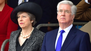 Michael Fallon stood down last week on the basis that his past behaviour had fallen short of standards