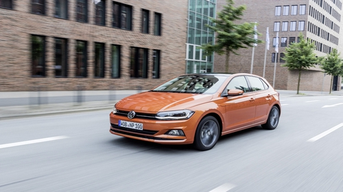 Polo prices will start at €16,795 for the entry-level 1.0 litre petrol.