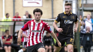 Barry McNamee has left Derry City