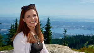 Catherine Fulvio travels from Roosky, Co Roscommon to Vancouver, Canada