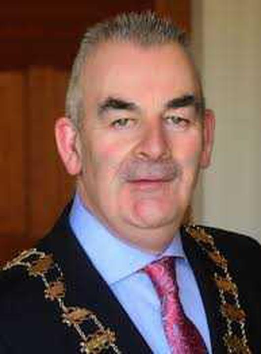 John Boyle, Uachtarán Chumann Mhúinteoirí Éireann.