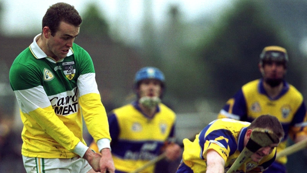Kevin Martin won All-Irelands with Offaly in 1994 and 1998.