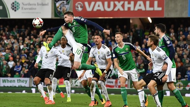 No One Could Believe The Penalty Northern Ireland Conceded Last Night