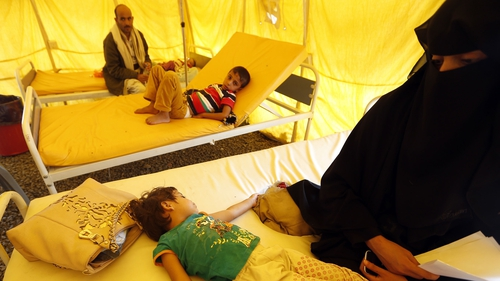 Thousands killed or displaced in ongoing conflict in Yemen