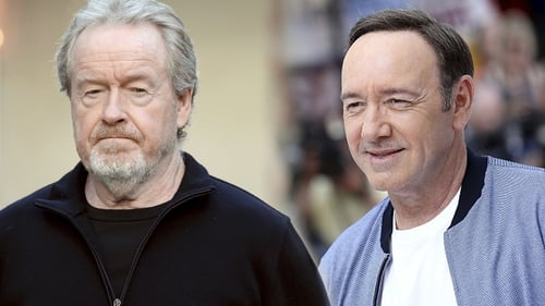 Ridley Scott won't seek compensation from Kevin Spacey over film reshoots