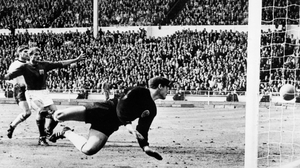England won the World Cup in 1966 with one of Geoff Hurst's goal causing controversy