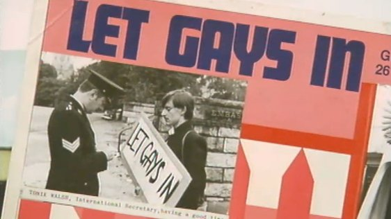Let Gays In - The Irish Queer Archive