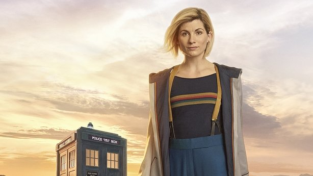 Hall H Debut Of New 'Doctor Who' Unveils New Season Teaser