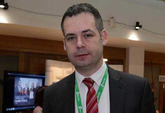 Piaras Ó Dochartaigh, Teachta Dála.
