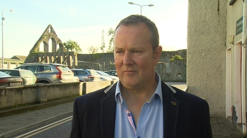 Councillor Seamus Morris said he was disappointed that the party dismissed the 49-page complaint