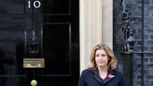 Who is new International Development Secretary Penny Mordaunt?