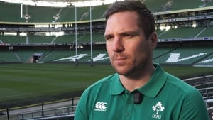 Adam Griggs will combine Leinster and Ireland coaching duties
