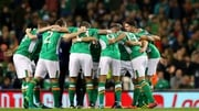 Ireland will be in Group Four of the League of Nations.