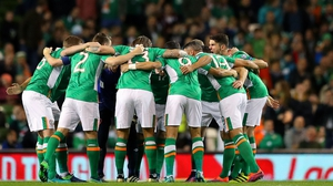 The Republic of Ireland will hope for a good result in Copenhagen to tee them up for a huge night in Dublin