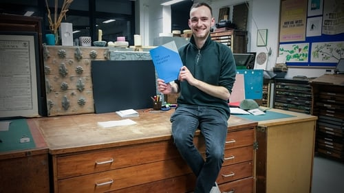 With his book, Conor aims to shed live on living with a stammer
