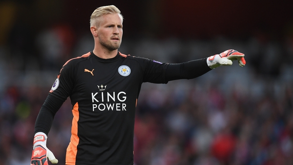 Kasper Schmeichel expects Ireland to play in Roy Keane's image