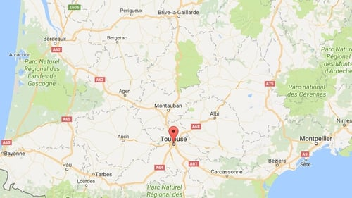 Vehicle  hit pedestrians near Toulouse - Three injured