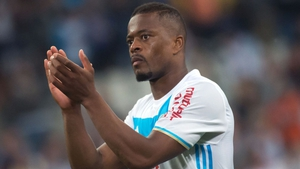 Despite his ban from UEFA competitions, Patrice Evra remains free to play in domestic fixtures.