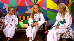 Taekwondo | The One Where Kids Talk