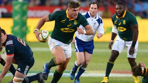 Malcolm Marx is already becoming a key figure for the Springboks