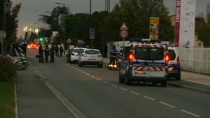 The incident occurred in the Blagnac suburb of Toulouse