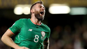Daryl Murphy will likely lead the line for Ireland