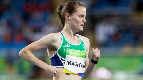 Ciara Mageean: 'That is what is most important to me, running for Ireland.'
