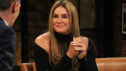 Caitlyn Jenner | The Late Late Show