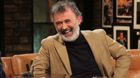 Tommy Tiernan | The Late Late Show
