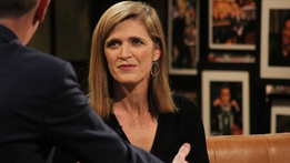 Samantha Power | The Late Late Show