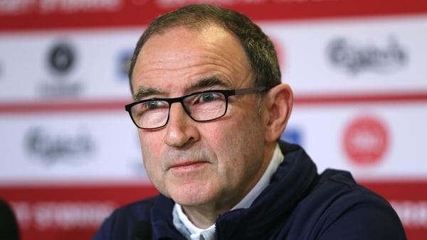 Martin O'Neill believes his players' 'inner self belief' against Denmark