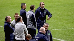 The FAI have denied that Martin O'Neill cut short training over spy fears