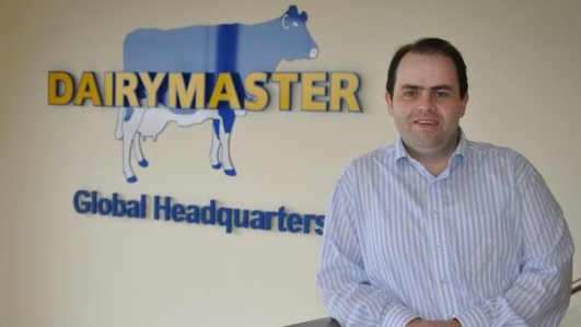 Dairy Master - Dr Edmond Harty