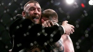 Conor McGregor was criticised for actions