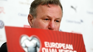 Michael O'Neill does not want to dwell on the first leg defeat