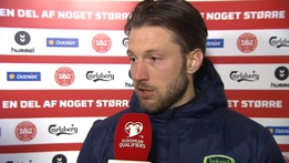 Harry Arter - Irish deserved the draw | European Qualifiers Extras